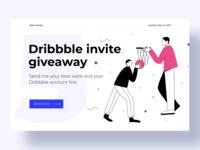 5 Dribbble invite