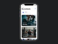 Gymlist Workout App