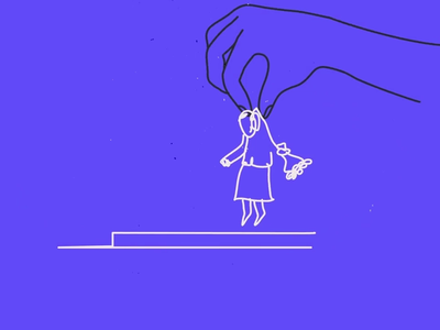 Ageism Social Campaign Animated Sequence