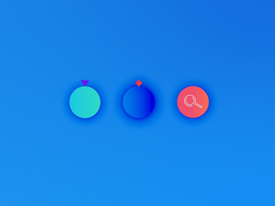 #motionmonday clean icons simple icons animated icons symbols space clean simple animation simple shapes animated shapes shape animation shapes design vector sketch animation motion design 2d gif animation studio studio pigeon illustration