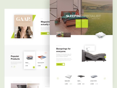Bedroom platform microinteraction branding design web ui brand identity magazine design ux  ui ux pillow clean ui homepage design clean uidesign uxuidesign