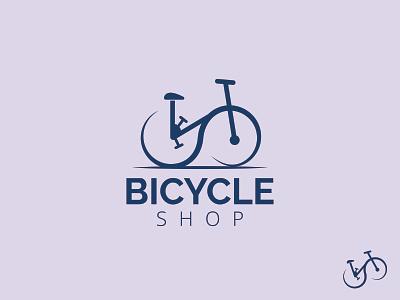 Bicycle Shop Logo Design illustration design minimalist logo dribbble modern logo business logo design logo design branding motion graphics 3d animation branding logo graphic design duranta bicycle baby bicycle bike logo