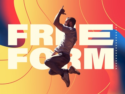 FREEFORM freeform gradient composite design