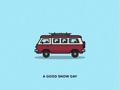 A good snow day