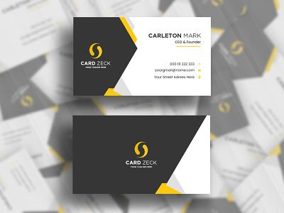 Business Card Design illustration advertisment card design business branding