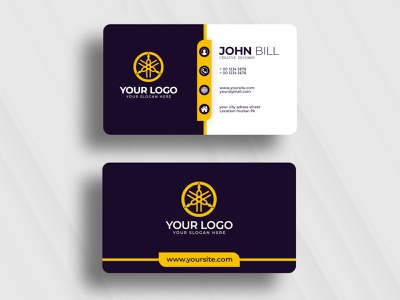 Business Card Design - Concept card designing card design business card design advertisment business typography branding