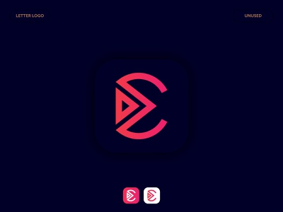 S Play Letter Logo Concept unique letter brand identity a b c d e f g h i j k l m n concept vector song music media play gradient minimal logo modern app icon icon letter logo logo mark