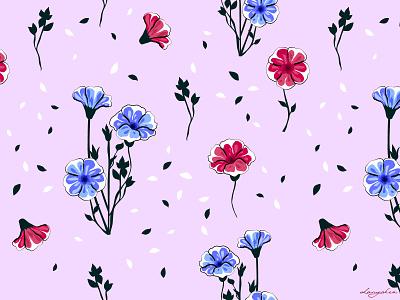 Petunia pattern petunia vector pattern flower pattern botanical design floral design floral pattern botanical pattern seamless pattern seamlesspattern botanicalpattern floralpattern pattern floral illustration floral springtime botany botanical blossom bloom spring