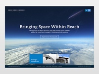 Homepage Concept R1