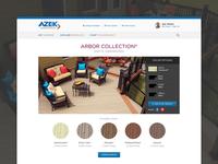 Azek Concept - Arbor Collection