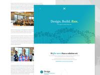 SWX Concept - Design Build Run