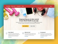 Brain Health - Homepage