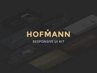 Hofmann – Free Responsive UI Kit