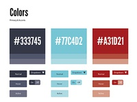 Style guide template 03