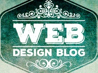 Web Design Blog Vintage Rebrand