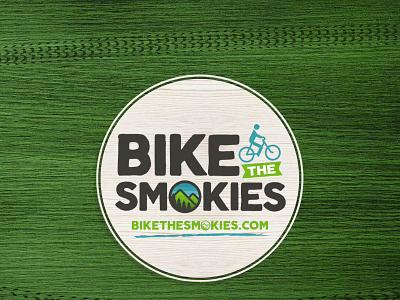 Bike the smokies website design wordpress web design
