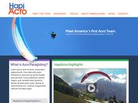 Hapiacro Homepage