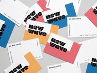 Newwave businesscards