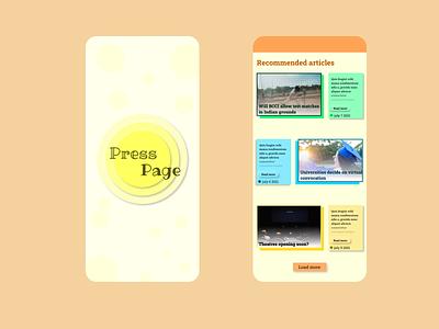 Day051 illustration branding app ui design