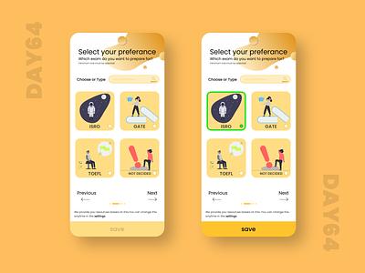 Day064 app ui design