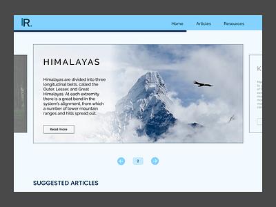 Day072 figma ui design day72 dailyui 100 days ui challenge image slider user interface ui design