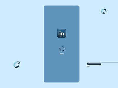 Day076 ui design loading 076 day76 100 days ui challenge dailyui user interface ui design
