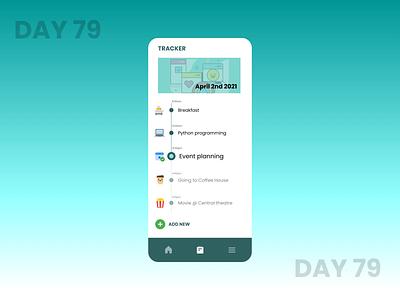 Day079 user interface design day79 ui design 079 100 days ui challenge dailyui user interface ui design
