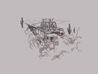 The Journey - Desert