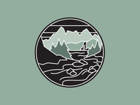 River Valley Badge