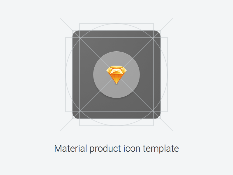 Android product icon dribbble