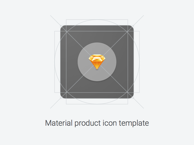 Material product icon template download product icon material design sketchapp sketch freebie template material android