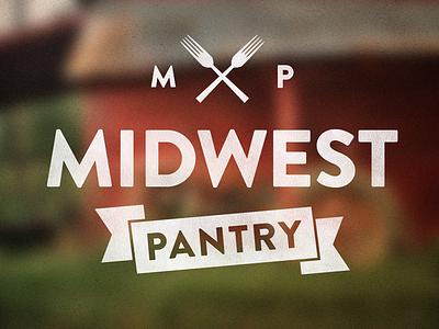 Midwest Pantry logo food local rural