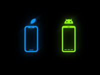 Mobile Platform Icons platform icon android