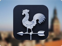 Rooftops Icon