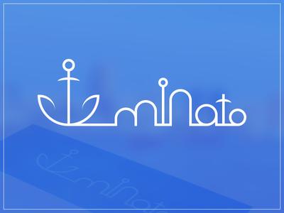 MINATO logo design
