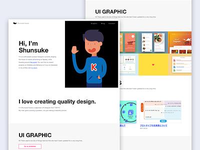 Portfolio portfolio web