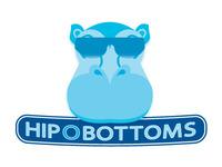 Kids Clothing Line: Hip-O-Bottoms Logo Project
