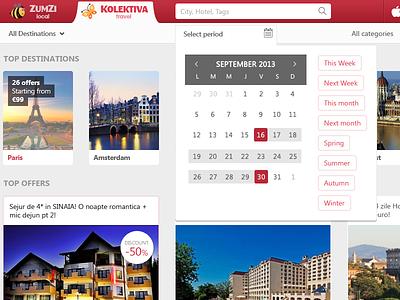 Home Kolektiva homepage travel