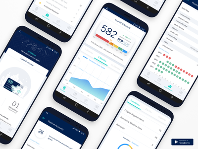 Lex on Android app credit finance mobile android