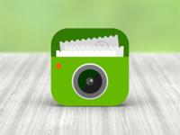 FotoKassa iPhone App Icon