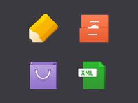 PrivatMarket Icons