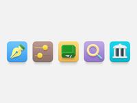 Kvit Icons