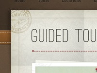Vintage Travel Template