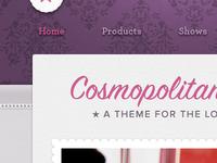 Cosmopolitan Template