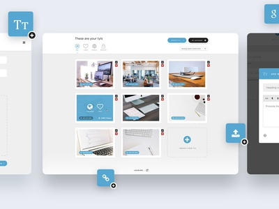 Tylio Website Builder
