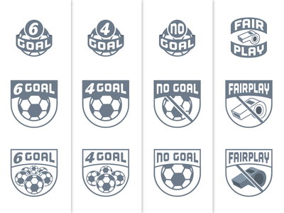 Power Ups - Icon Design - Fanta Serie A