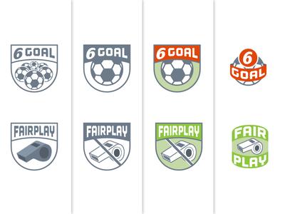 Power Ups - Icon Design - Fanta Serie A - Colored