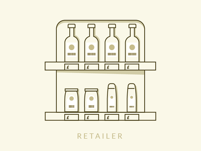 Bonta Italia  - Retailer - Illustration
