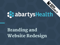 Abartys Health  - Behance Case Study