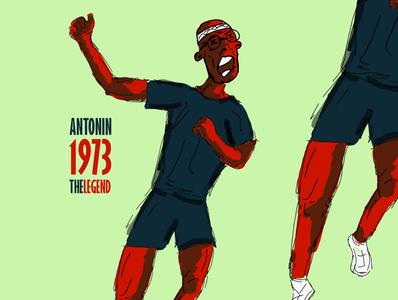 the legend antonin illustration